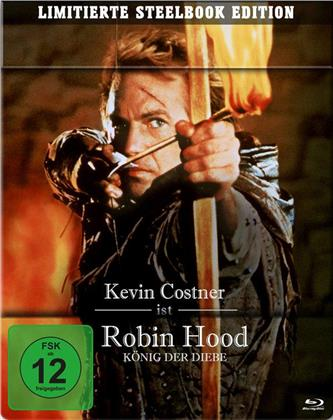 Robin Hood - König der Diebe (1991) (Extended Edition, Kinoversion, Limited Edition, Steelbook, 2 Blu-rays)