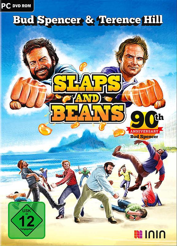 Bud Spencer & Terence Hill - Slaps and Beans Anniversary Edition