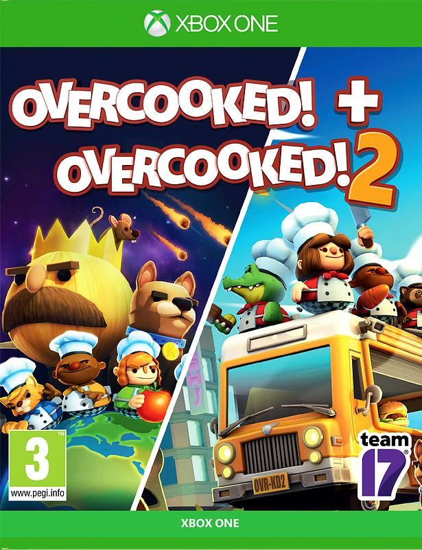 Overcooked Double Pack