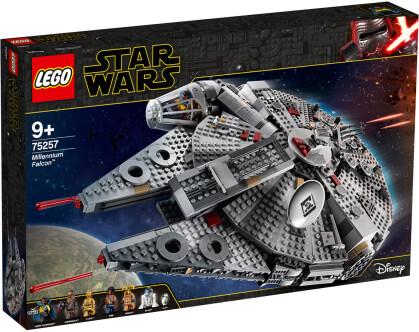 Millennium Falcon - Lego Star Wars, 1351 Teile,