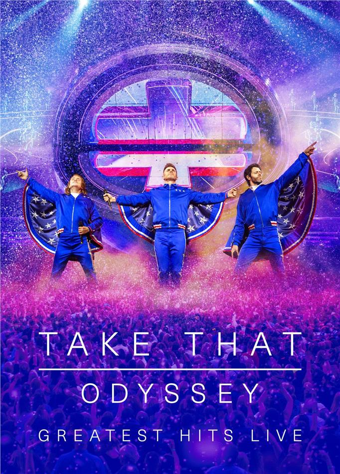 Take That - Odyssey - Greatest Hits Live