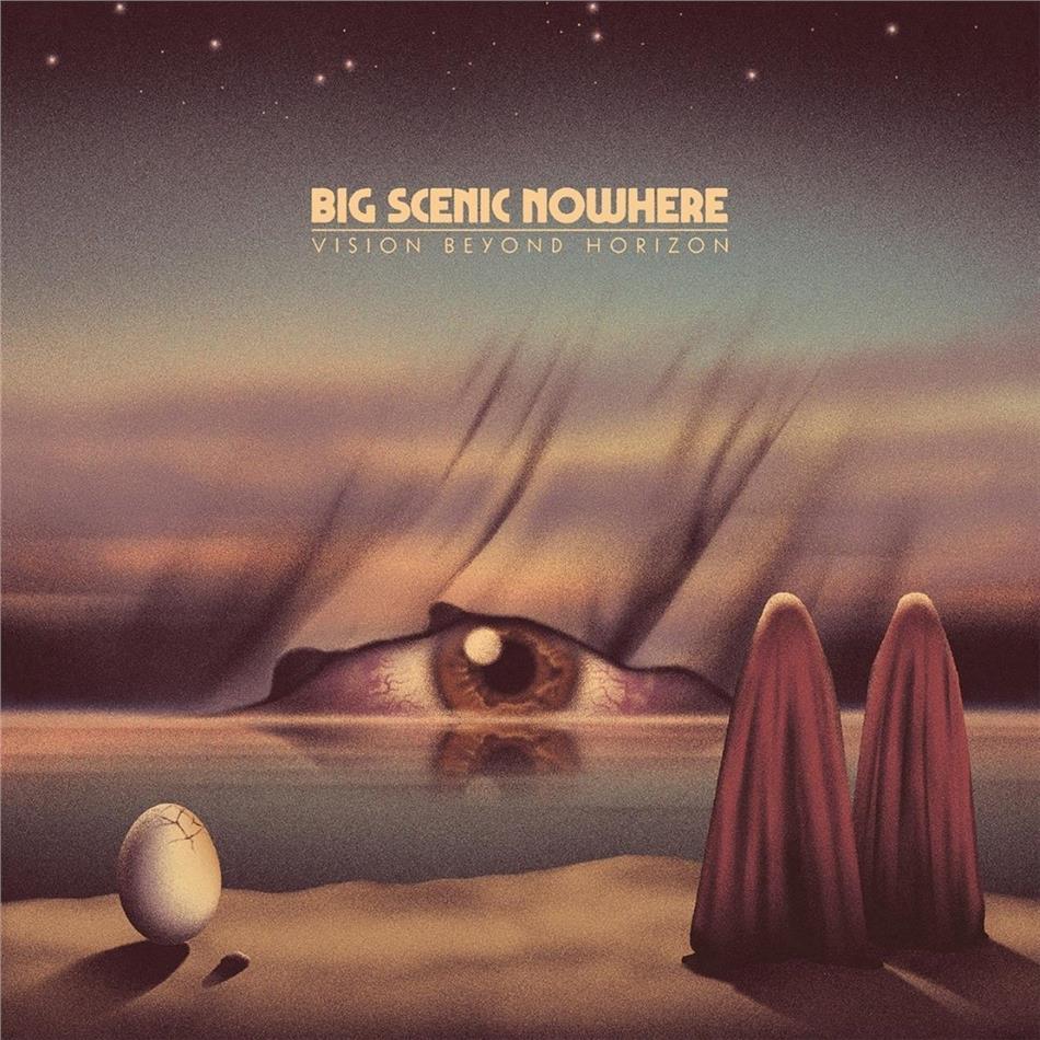 Big Scenic Nowhere - Vision Beyond Horizon (Digipack)