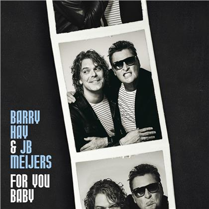 Barry Hay & JB Meijers - For You Baby (Colored, LP)