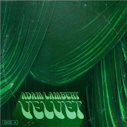 Adam Lambert (Queen/American Idol) - Velvet Side A