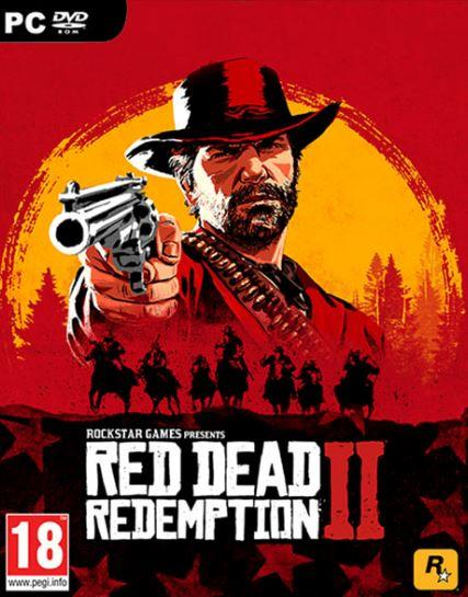 Red Dead Redemption 2 - (Code in a Box)