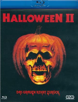 Halloween 2 (1981) (Wendecover)
