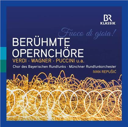 Ivan Repusic, Münchner Rundfunkorchester & Chor des Bayerischen Rundfunks - Berühmte Opernchöre