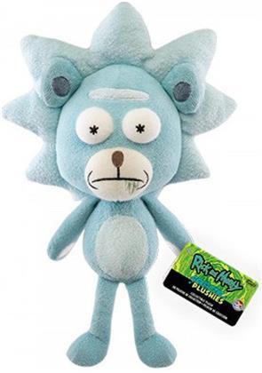 Funko Galactic Plushies: - Rick & Morty - Teddy Rick