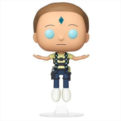 Funko Pop! Animation: - Rick & Morty - Floating Death Crystal Morty