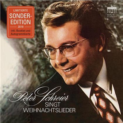 Peter Schreier, Staatskapelle Dresden & Thomanerchor Leipizig - Peter Schreier Singt Weihnachtslieder (Berlin Classics)