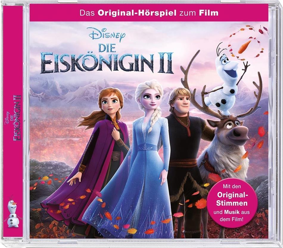 Die Eiskönigin 2 - Disney Hörspiel