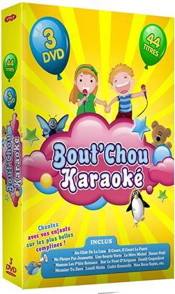 Karaoke - Bout'chou Karaoké (3 DVDs)