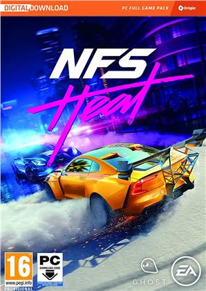 Need for Speed Heat - (Code in a Box)