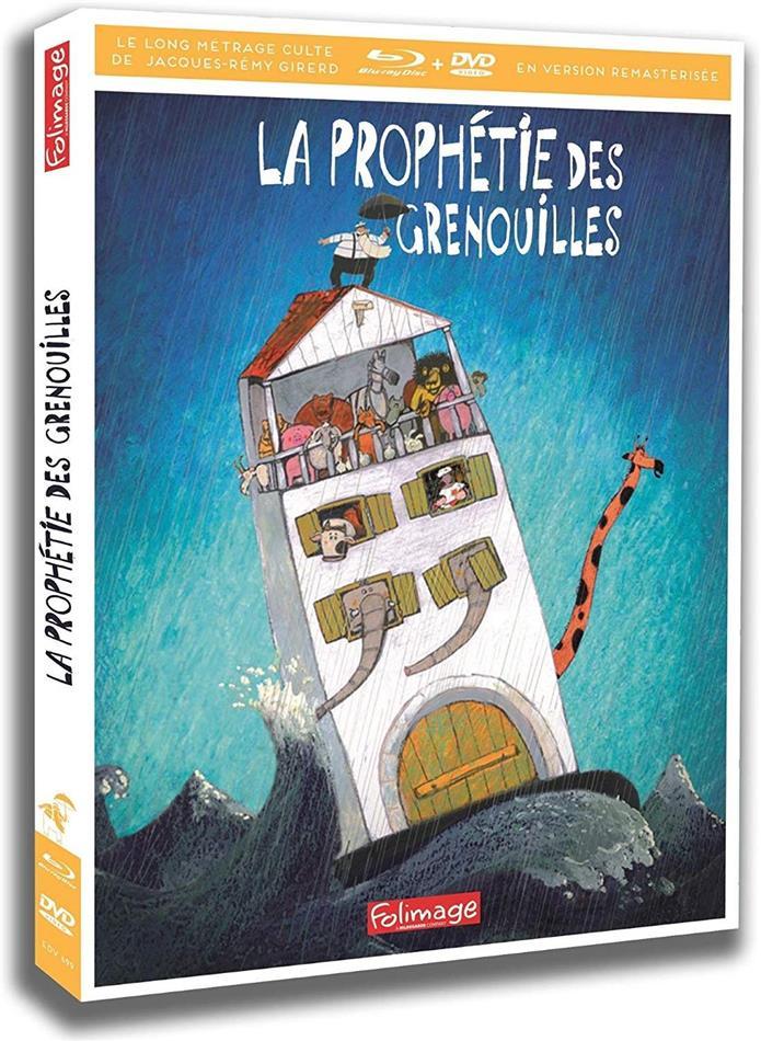 La prophétie des grenouilles (2003) (Blu-ray + DVD)
