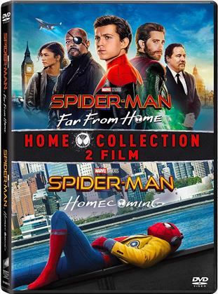 Spider-Man: Home Collection - 2 Film - Spider-Man: Far From Home / Spider-Man: Homecoming (2 DVD)