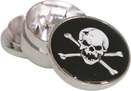 Metallgrinder Mit Sieb - Skull