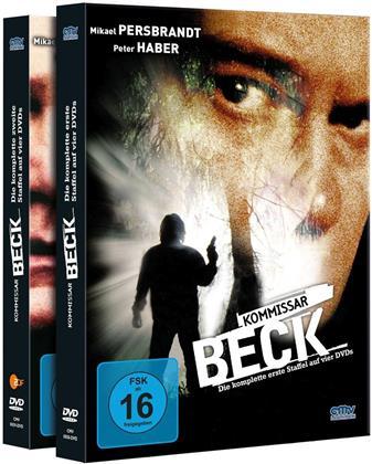 Kommissar Beck - Staffel 1+2 (8 DVD)