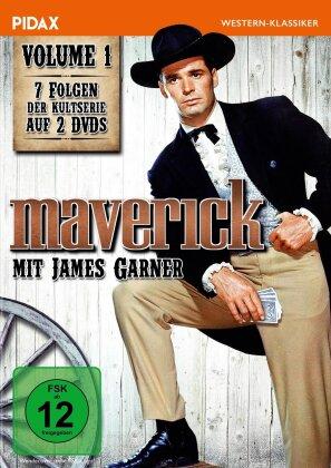 Maverick - Vol. 1 (Pidax Western-Klassiker, 2 DVDs)