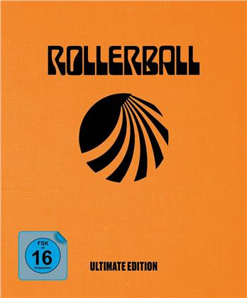 Rollerball (1975) (Limited Ultimate Edition, Remastered, Restaurierte Fassung, 4K Ultra HD + 4 Blu-rays)