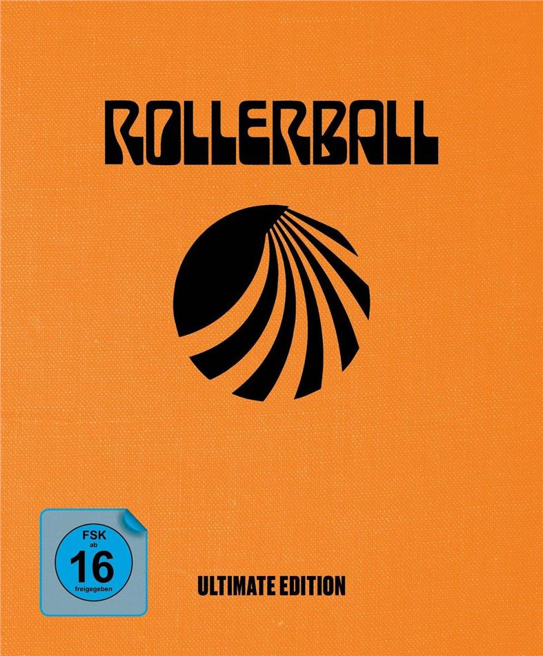 Rollerball (1975) (Limited Ultimate Edition, 4K Ultra HD + 4 Blu-rays)
