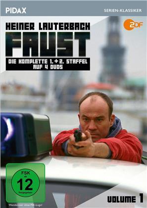 Faust - Vol. 1 - Staffel 1+2 (Pidax Serien-Klassiker, 4 DVDs)