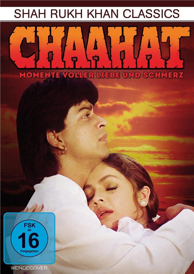 Chaahat - Momente voller Liebe und Schmerz (1996) (Shah Rukh Khan Classics)