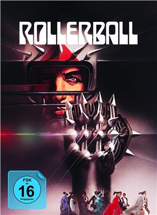 Rollerball (1975) (Limited Collector's Edition, Mediabook, 2 Blu-rays + DVD)