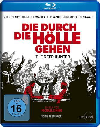 Die durch die Hölle gehen (1978) (Neuauflage)