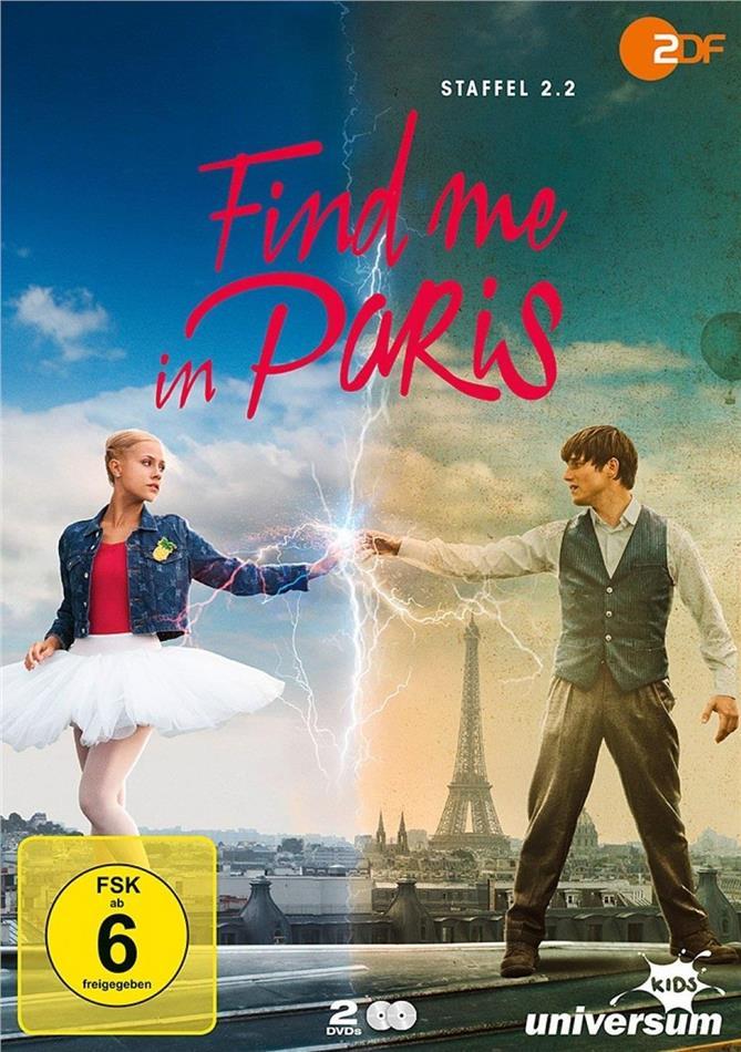 Find me in Paris - Staffel 2.2 (2 DVDs)