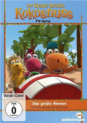 Der kleine Drache Kokosnuss - TV-Serie - Das grosse Rennen