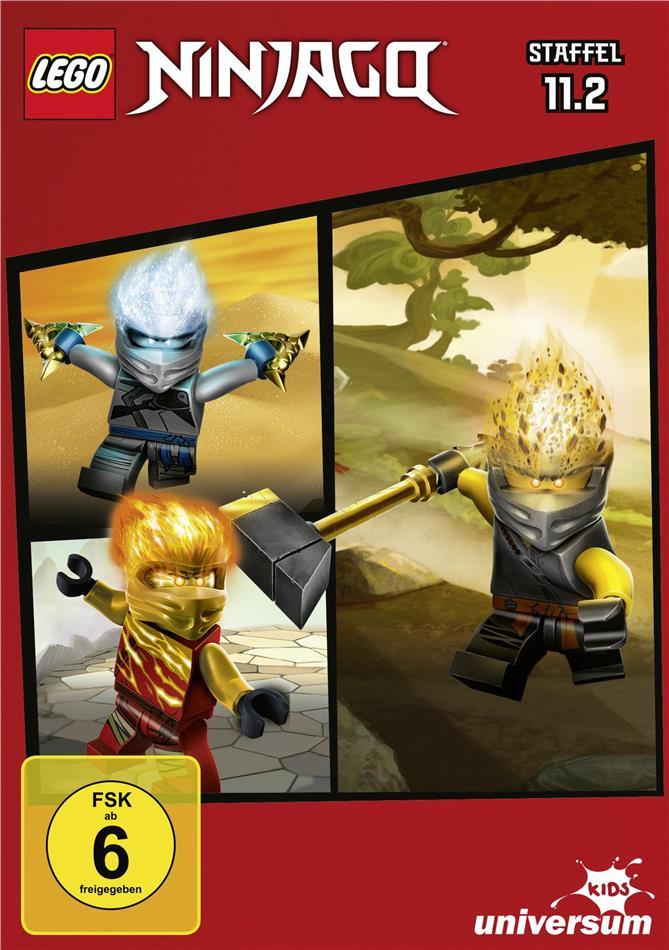 LEGO Ninjago: Masters of Spinjitzu - Staffel 11.2