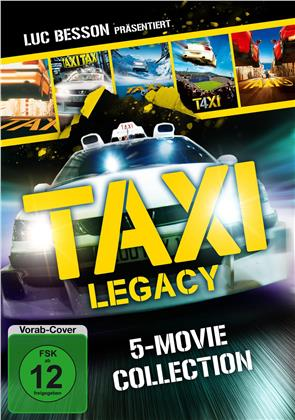 Taxi Legacy - 5-Movie Collection (5 DVDs)