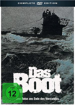 Das Boot - Complete Edition (Director's Cut, Cinema Version, 5 DVDs + CD + 2 Audiobooks)
