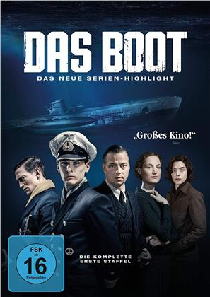 Das Boot - Staffel 1 (3 DVDs)