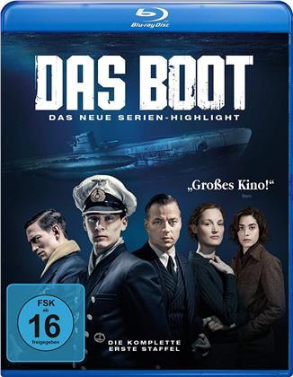 Das Boot - Staffel 1 (3 Blu-rays)