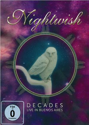 Nightwish - Decades - Live in Buenos Aires (Digibook, Edizione Limitata)