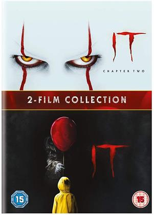 IT - Chapter 1 & 2 - 2-Film Collection (2 DVDs)