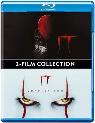 IT - Chapter 1 & 2 - 2-Film Collection (2 Blu-rays)