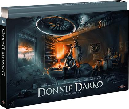 Donnie Darko (2001) (Collector's Edition, Director's Cut, Versione Cinema, Edizione Limitata, 2 Blu-ray + 2 DVD + Libro)