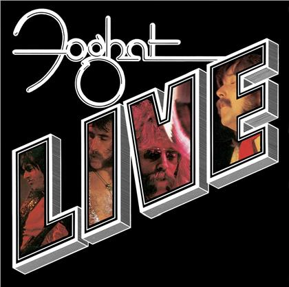 Foghat - Live (2019 Reissue, Rock Candy Edition, Deluxe Edition, Remastered)