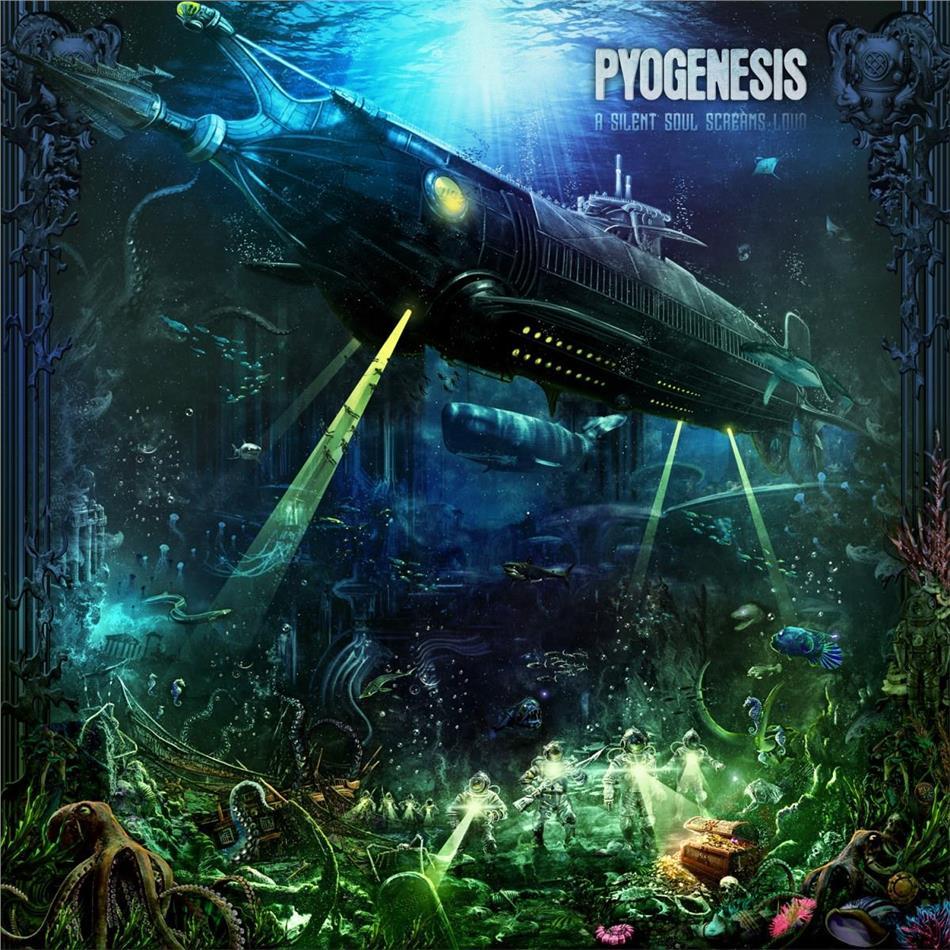 Pyogenesis - A Silent Soul Screams Loud (Digipack)