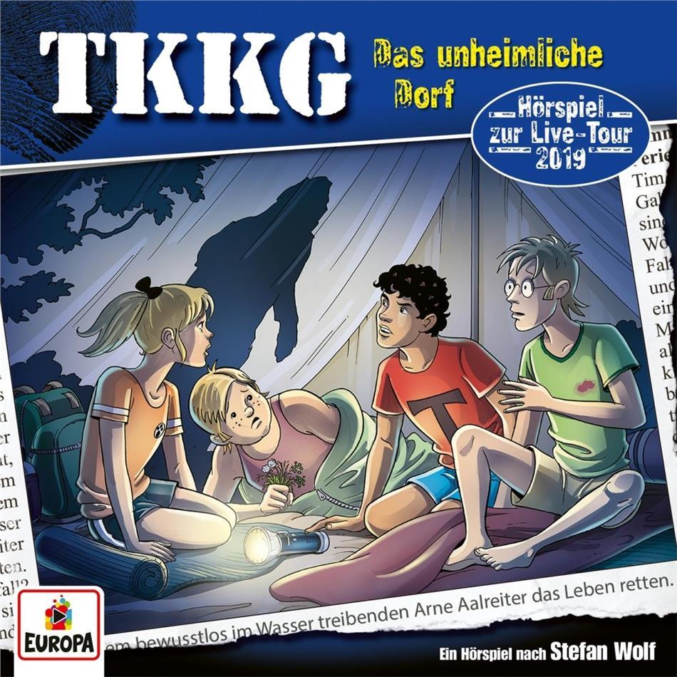 TKKG - 213/Das unheimliche Dorf