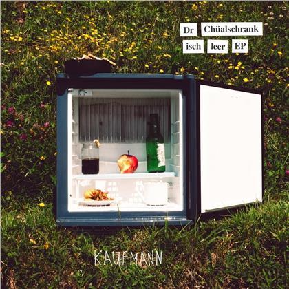 Kaufmann - Dr Chüalschrank Isch Leer - EP (LP)