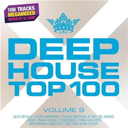 Various - Deephouse Top 100 Vol. 9 (2 CDs)