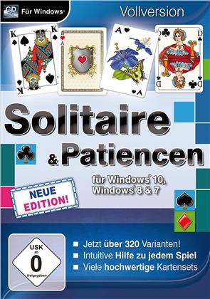 Solitaire & Patiencen für Windows 10 Neue Edition