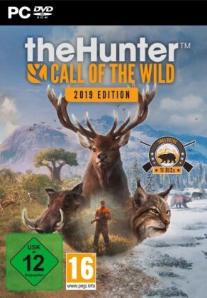 The Hunter: Call of the Wild - Edition 2019 (2. Auflage)
