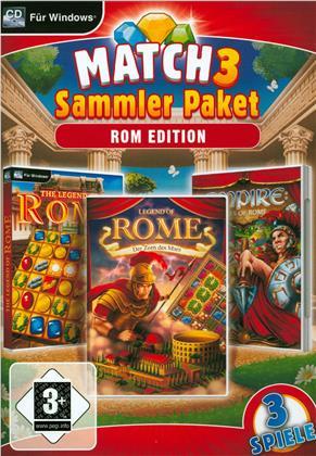 Match 3 Sammlerpaket - Rom Edition