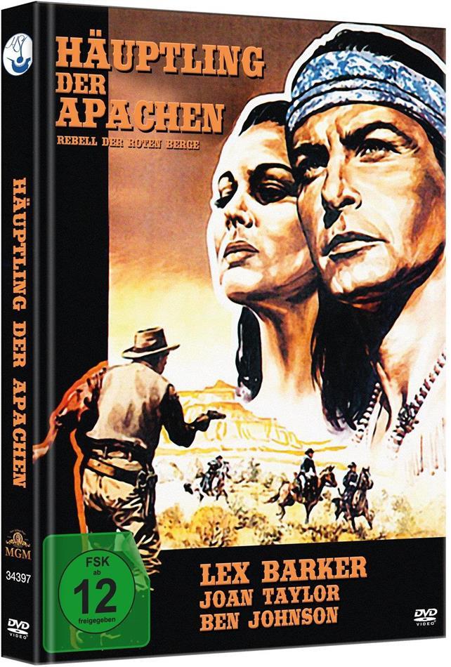 Häuptling der Apachen - Rebell der roten Berge (1957) (Limited Edition, Mediabook)