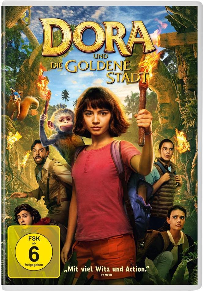 Dora und die goldene Stadt (2019)