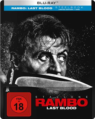 Rambo 5 - Last Blood (2019) (Limited Edition, Steelbook)